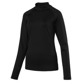 puma women's warm base layer - black