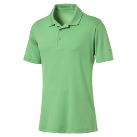 puma rotation polo - irish green