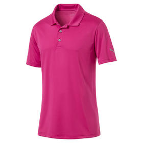puma rotation polo - fuchsia purple