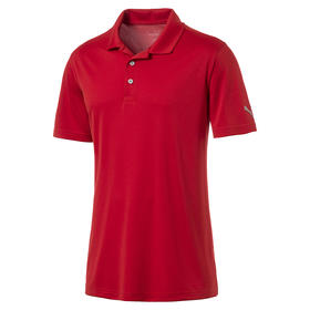 puma rotation polo - high risk red