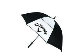 "callaway 60"" clean logo umbrella"
