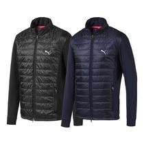 puma quilted primaloft jacket
