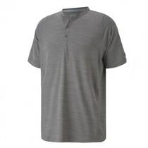 puma cloudspun henley golf shirt