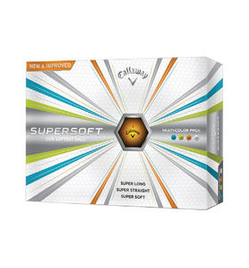 callaway supersoft multi-color
