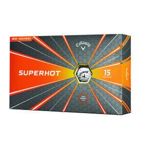 callaway superhot 15-ball pack