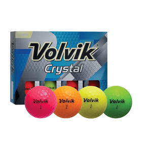 volvik® crystal - assorted