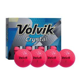 volvik® crystal - pink