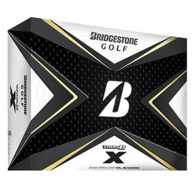 bridgestone tour b x - white