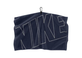 nike jacquard towel - midnight navy|silver