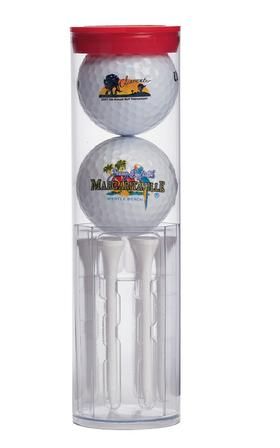 wilson staff® 2-ball tube - 50 elite