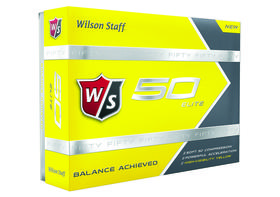 wilson staff® 50 elite™ - yellow
