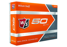 wilson staff® 50 elite™ - orange