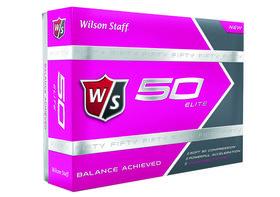 wilson staff® 50 elite™ - pink