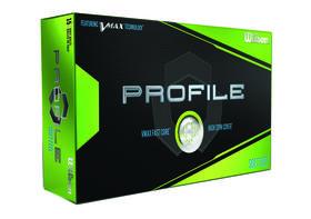 wilson® profile™ v max 15-ball pack