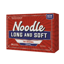 taylormade noodle long & soft - double dozen pack