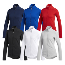 adidas women's textured jacket
