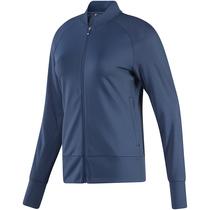adidas women's perforated full zip jacket