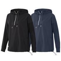 adidas women's perforated hoodie
