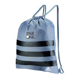 adidas (r) 3-stripes tote bag – grey/black/white