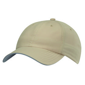 adidas performance poly crestable hat - raw gold