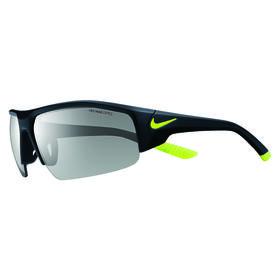 nike skylon ace xv sunglasses - matte black/volt