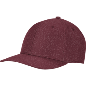 adidas digital print hat - collegiate burgandy