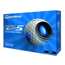 taylormade tp5 - white