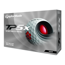 taylormade tp5x - white