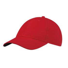 taylormade men's performance full custom cap - red