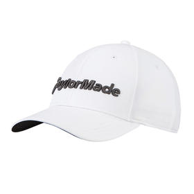 taylormade performance seeker cap - white