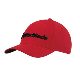 taylormade performance seeker cap - red