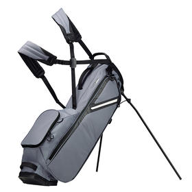 taylormade® custom flextech lite stand bag - charcoal/black