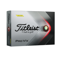 titleist® pro v1x™ - yellow