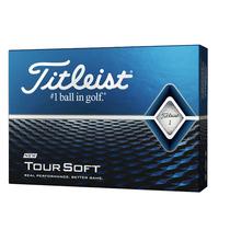 titleist® tour soft - white