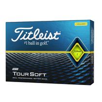 titleist® tour soft - yellow