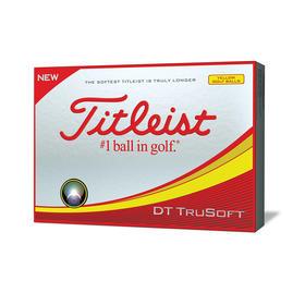 titleist® dt trusoft™ - yellow