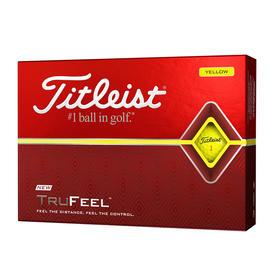 titleist® trufeel™ - yellow