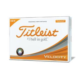 titleist® velocity® w/ double digits