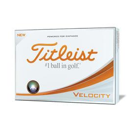 titleist® velocity® - single digits