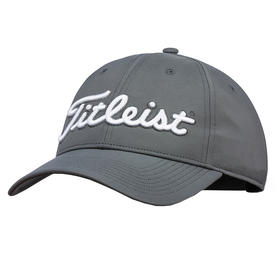 titleist tour performance cap - charcoal/white