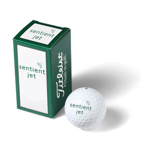 titleist® packedge 2-ball sleeve - dt trusoft