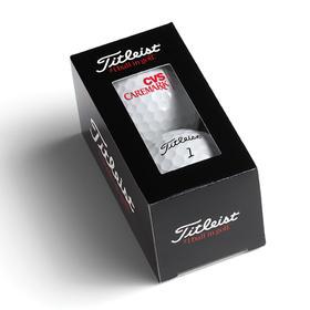 titleist® standard 2-ball sleeve with window - dt trusoft