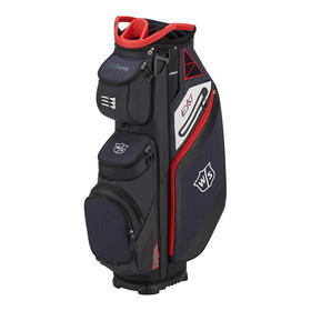 wilson staff exo cart bag - black