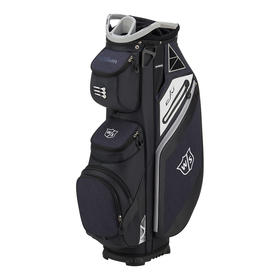 wilson staff exo cart bag - grey