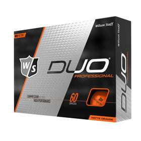 wilson staff® duo professional - orange