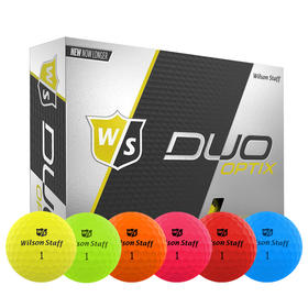 wilson staff duo optix