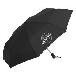 The Stick Shift - Parapluie compact à ouverture et fermeture automatique