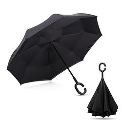 The  Switch -  Reversible auto open stick umbrella