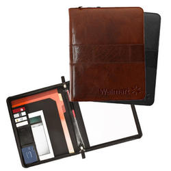 The Consultant - Leather Padfolio
