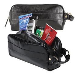 The Tonic - Leather Toiletry Case